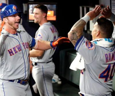Pete Alonso already Mets' difference maker, thanks to Van Wagenen