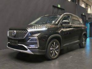 MG Hector In Pictures Detailed Look At The Upcoming SUV