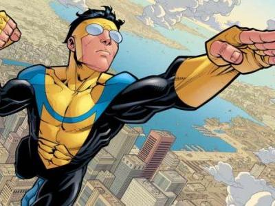 Robert Kirkman's Invincible Greenlit as Animated Series at Amazon