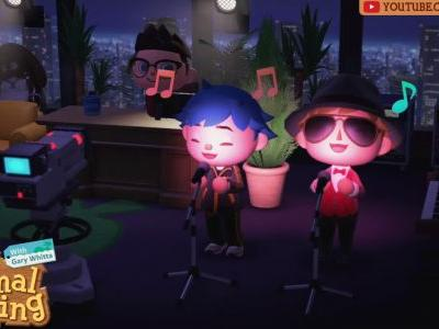 """Watch Gorillaz & Beck Perform """"The Valley Of The Pagans"""" In Animal Crossing"""