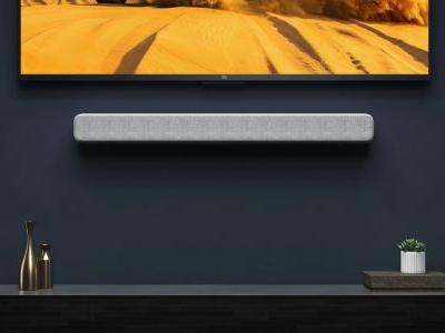 Xiaomi Mi Soundbar is now available in India, and it costs just $70