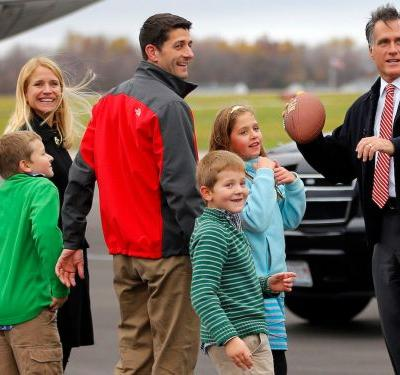 Paul Ryan says he's retiring to stop being a 'weekend dad' - and it could be a reflection of how parenting is changing in the US