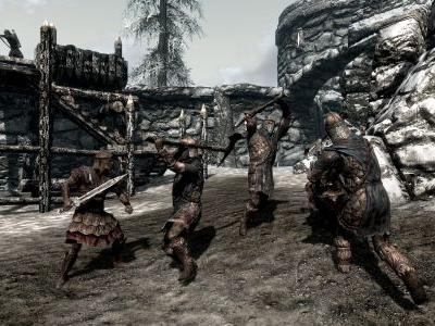 Skyrim: How to join the Stormcloaks Faction