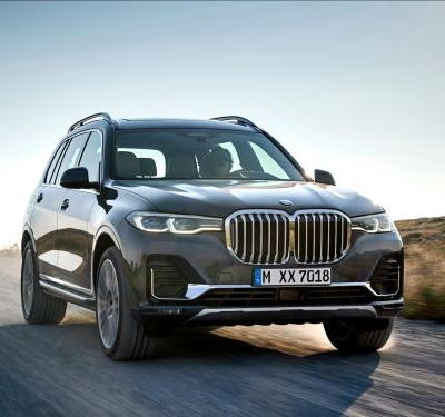 BMW is showing off a new SUV to compete with the Audi Q7 and Mercedes-Benz GLS
