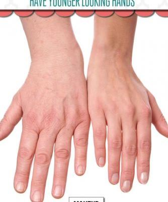 Younger Looking Hands in 5 Easy Steps