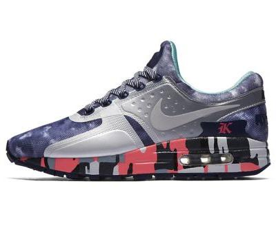 Nike Offers an Official Look at the Air Max Zero by Wang Junkai