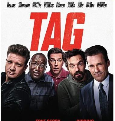 Blu-ray Review: Tag