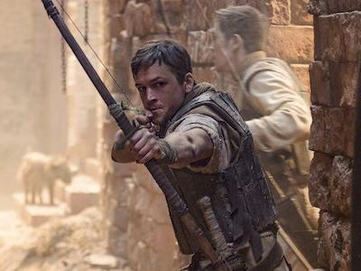 Exclusive Robin Hood Clip Shows Our Hero Planning A Suicide Mission