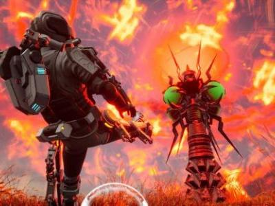 Here's Why Earth Defense Force: Iron Rain Was Developed by Yuke's