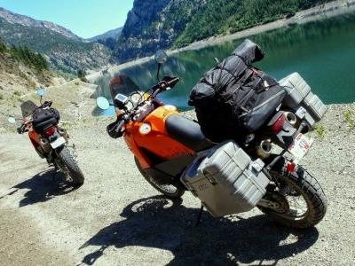 7 Packing tips for motorcycle touring
