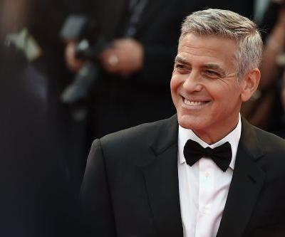 George Clooney's Letter to Parkland Students Truly Deserves to Be Read by Everyone