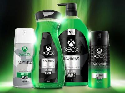 Yes, Lynx Xbox Deodorant is A Real Thing