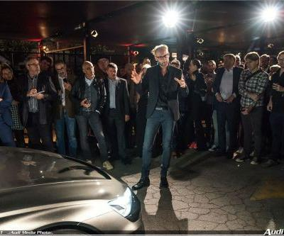 Video: Robert Downey Jr. and Audi designer Mark Lichte on the E-Tron GT Concept