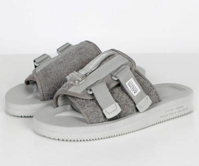 Concrete Objects Reveals Brutalist-Inspired Suicoke Collab