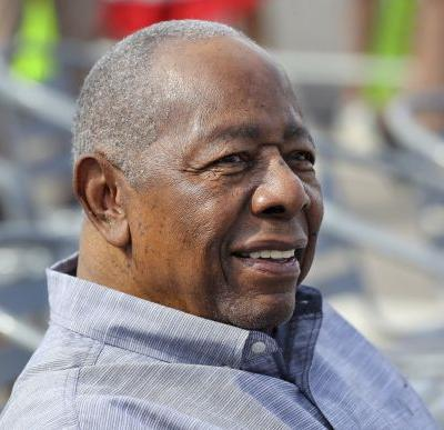 Atlanta Braves say home run king Hank Aaron has died at 86