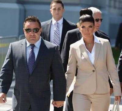 Teresa Giudice's husband, Joe Giudice, reportedly getting deported to Italy