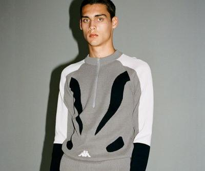 Kappa Kontroll Reworks Archival Pieces for SS19