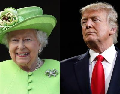 Queen to have tea with President Trump, first lady at Windsor Castle