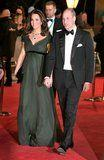 See the Celebrity Couples Who Lit Up the BAFTA Awards Red Carpet