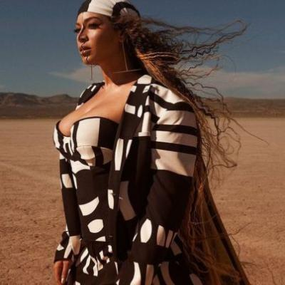 """All The Wardrobe Details From Beyonce's New Video """"Spirt"""""""