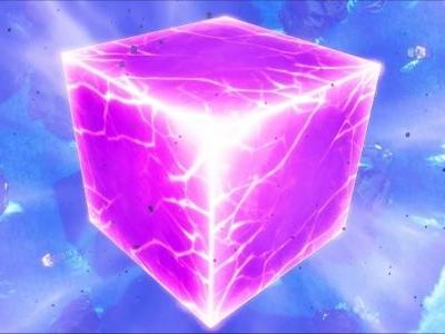 Fortnite's Purple Cube Disappeared And Unlocked A Brand New Level