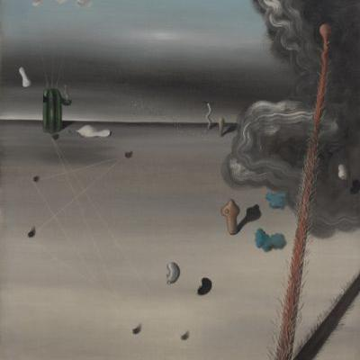 Yves Tanguy, Self-Taught Surrealist