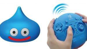 The Dragon Quest Slime Makes For A Fun Switch Controller
