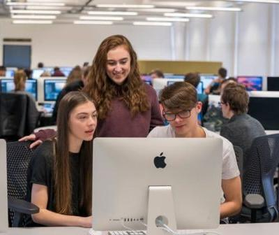 70 Colleges And Universities In Europe Are Using Apple's Everyone Can Code Initiative