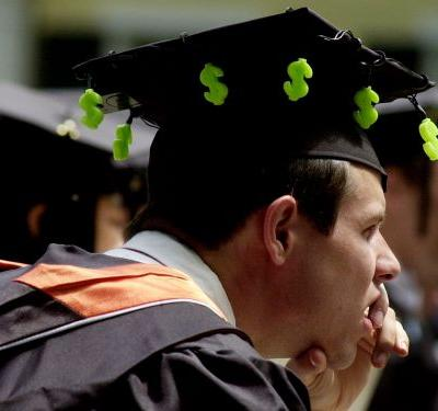 Nearly half of millennials said the biggest mistake they made with student loans is thinking their starting salaries would cover their monthly payments, a new study shows