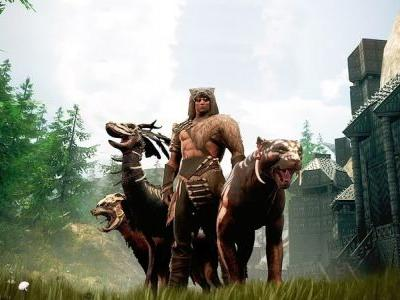Conan Exiles gets pets and taming update, new cosmetics in tow