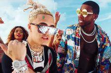Gucci Mane and Lil Pump Party On a Yacht in Luxe 'Kept Back' Video: Watch