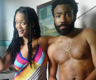 Watch the First Trailer for Donald Glover & Rihanna's Upcoming Project
