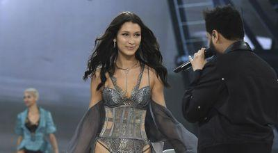 Bella Hadid Thanks Ex The Weeknd After Their Sweet Reunion at the Victoria's Secret Fashion Show