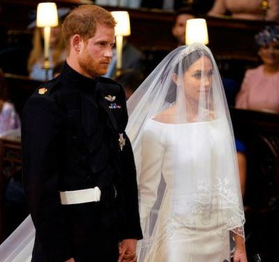 Meghan Markle wore a Givenchy gown for the royal wedding -and it's just as stunning as Kate Middleton's