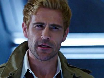 Constantine Returns in New Legends of Tomorrow Trailer