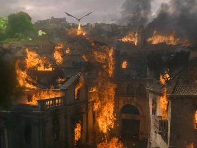 Game of Thrones: This Is Where All the Wildfire Sprouted From in King's Landing