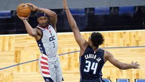 Beal, Westbrook lead Wizards past Magic 131-116