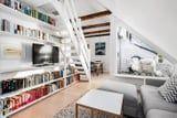 """When You See These Airbnb Libraries, You'll Plan a Trip Faster Than You Can Say """"Book It!"""""""
