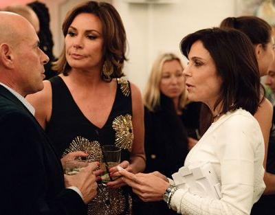Luann de Lesseps not filming the RHONY reunion, is back in rehab