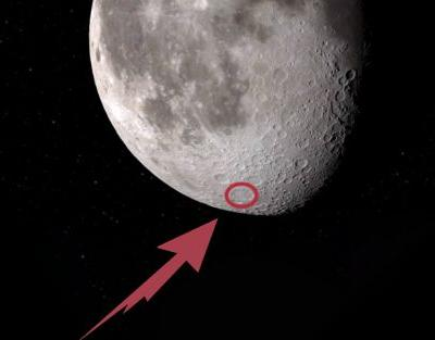 Moon discovery: sunlit-side surface water!