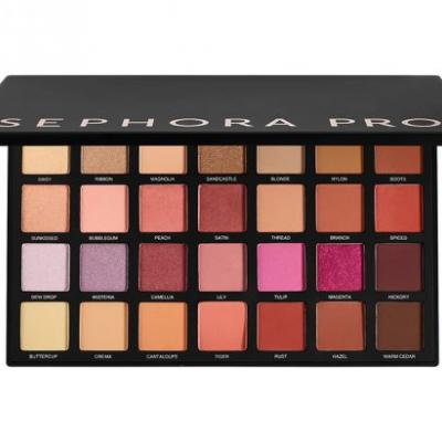 Sephora New Nudes PRO Palette Now Available!