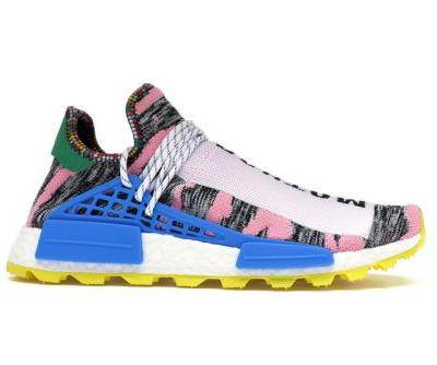 "Advent Calendar Day 17: Pharrell x adidas Originals NMD Hu ""Solar"""