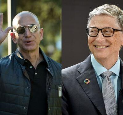 Jeff Bezos and Bill Gates live less than 1 mile from each other - here's where the rest of Seattle's billionaires live