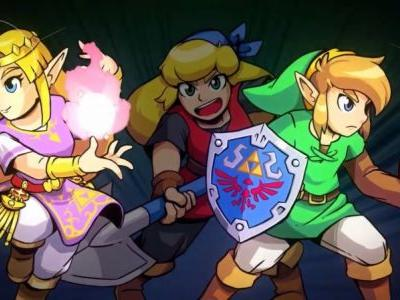 Cadence Of Hyrule, A Rhythm-Based Legend Of Zelda Title, Announced