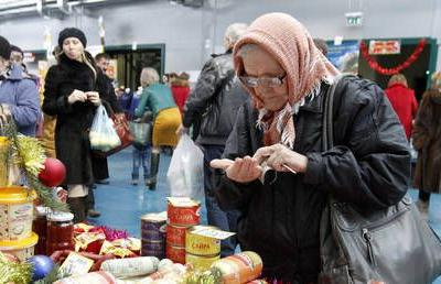 Russian PM calls on government to go beyond 'dry figures' to address poverty