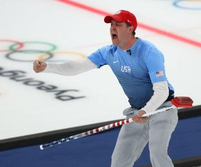American men win Olympic curling gold, beat Sweden 10-7