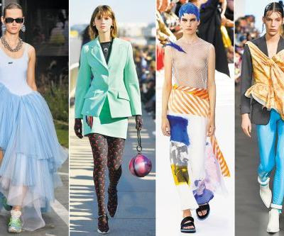 Was this the most fabulous Paris Spring fashion week ever?