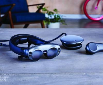 """Magic Leap opens orders for $2,300 """"Creator Edition"""" AR headset"""