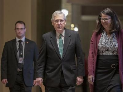 McConnell to call Senate vote on Democrats' Green New Deal