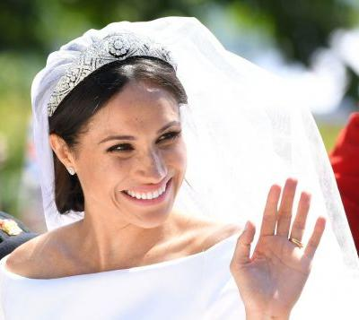 Here's What We Know About Meghan Markle's Showstopping Wedding Tiara